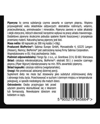 Burak - ekstrakt - 90 kapsułek
