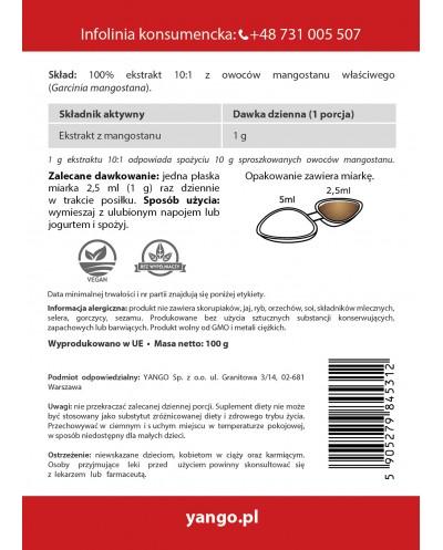 Czarna borówka - ekstrakt - 90 kapsułek