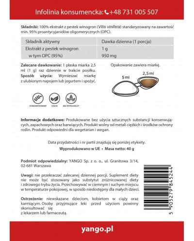 Karczoch - ekstrakt - 60 kapsułek