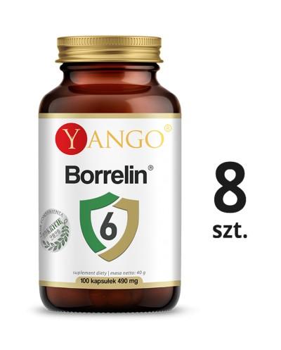 Omega 3 - 500 mg 35% EPA 25% DHA - 60 kapsułek