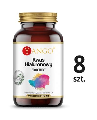 8 szt. Harmonia™ - adaptogeny - 60 kapsułek