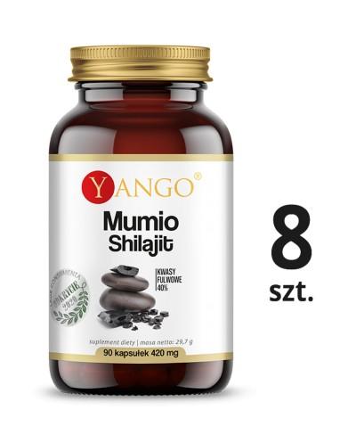8 szt. Moringa - 120 kapsułek