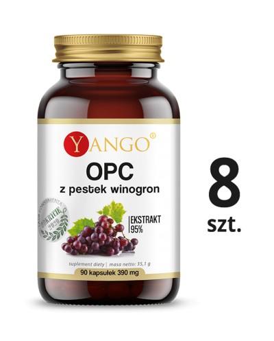 8 szt. Q10 Natural Complex™ - 30 kapsułek