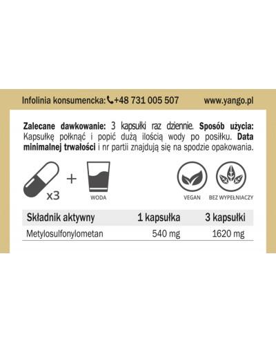 Resveratrol - 30 kapsułek