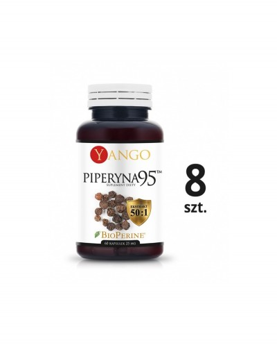 Gotu kola - ekstrakt 10% saponin triterpenowych - 100 kapsułek