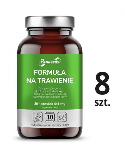 8 szt. Piękna Zdrowa Skóra - multiwitamina 500 ml