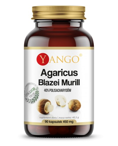 Agaricus - ekstrakt 40%...